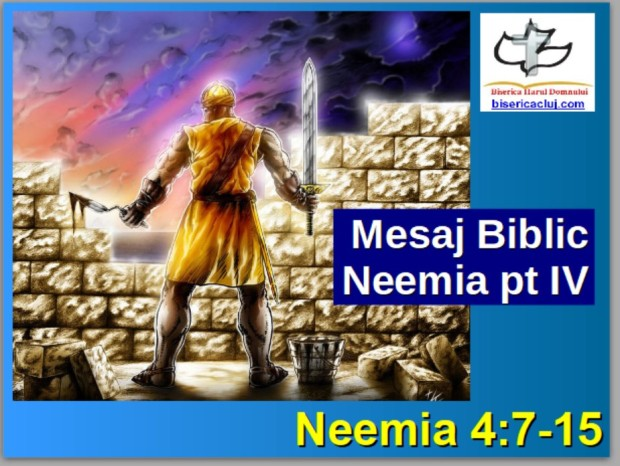 Nehemiah 4 picture for with audio