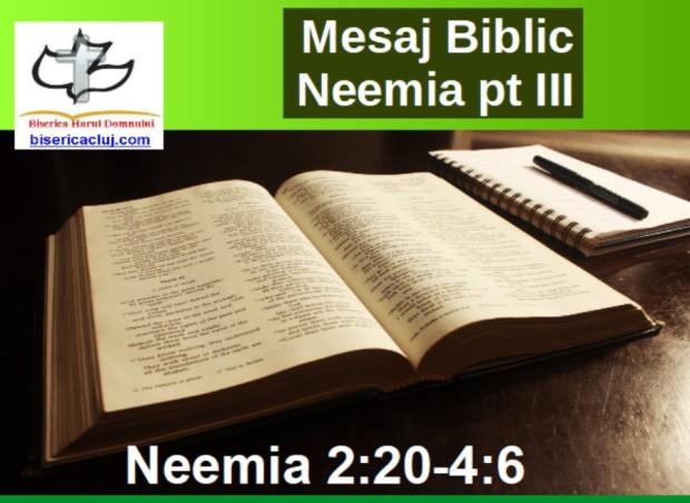 Nehemiah oct 20