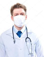 masked doc
